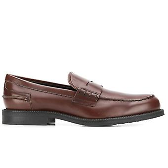 Moccasic Tod-apos;s Brown Leather Man