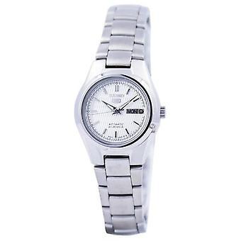 Seiko 5 Automatische 21 Juwelen Symc07k1 Symc07k Damen's Uhr