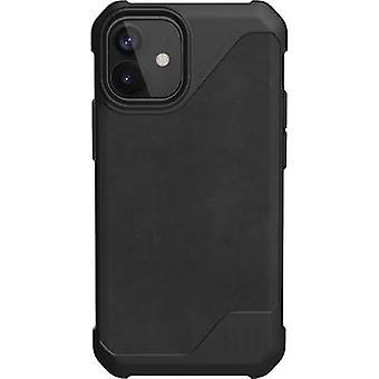 Urban Armor Gear Metropolis Back cover Apple iPhone 12 mini Leather black