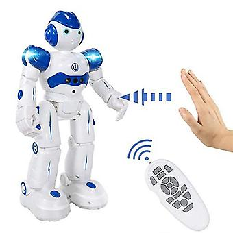 Usb Charging Remote Control Educational Intelligent Robot