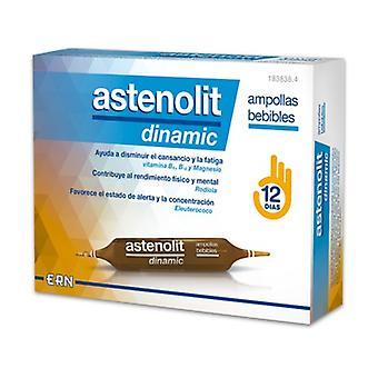 Astenolit-Dinamic 12 ampoules