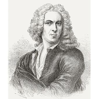 Carl Linnaeus 1707  PosterPrint