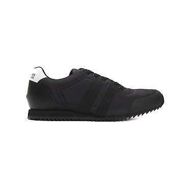 Trussardi Jeans Nero Black Sneakers