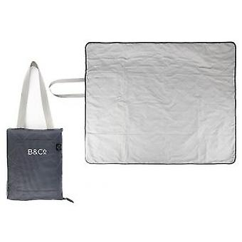 Summit B&Co Picnic Blanket / Seat Cushion 150 x 120cm