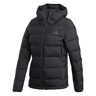 Adidas W Helionic HO Jkt BQ1935 universal winter women jackets