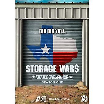 Storage Wars Texas: Staffel 1 [DVD] USA import