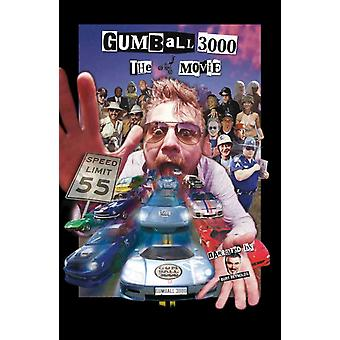 Gumball 3000 Film Movie Poster (11 x 17)