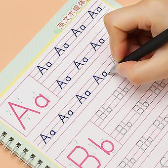 Reusable English Alphabet Copybook