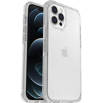 OtterBox Symmetry Clear Series, Clear Confidence for Apple iPhone 12 Pro Max - Stardust