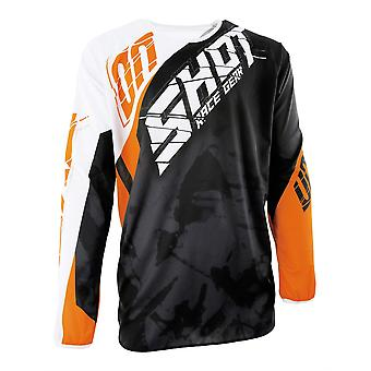 Shot Devo Squad Orange Adults MX Jersey
