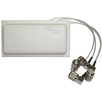 2.4-2.483/5.1-5.8GHz 4/6dBi Ceiling Omni Antenna