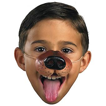 Dog Puppy Pet Animal Story Book Semaine Child Girls Boys Costume Nose