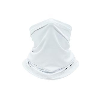 Multifunktionale Gesichtsmaske Hals Schal staubdichte Quadratische Handtuch