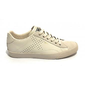 Shoes Munich Sneaker Godò Leather/ Suede Color White Man U20mu18