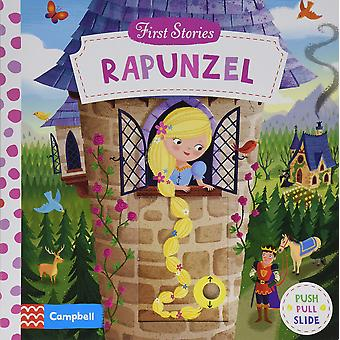 Rapunzel (First Stories) Styrelsebok - 10 mar. 2016