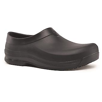 Shoes for crews radium slip-resistant safety clogs womens