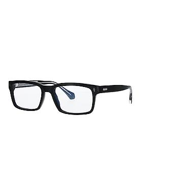 Cartier CT0291O 005 Black Glasses