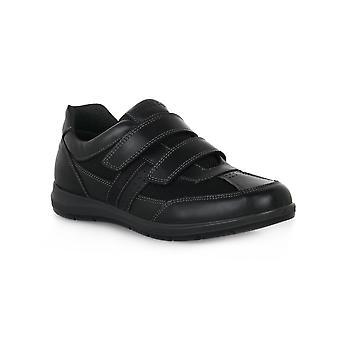 Enval soft berry black shoes