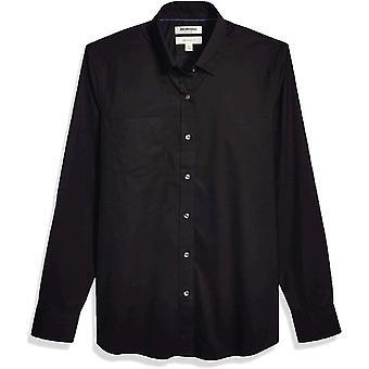 Marke - Goodthreads Men's Slim-Fit Long-Sleeve Comfort Stretch Poplin ...
