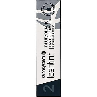 Salon System  Colour Create And Define - Lash And Brow Tint - Black 15ml