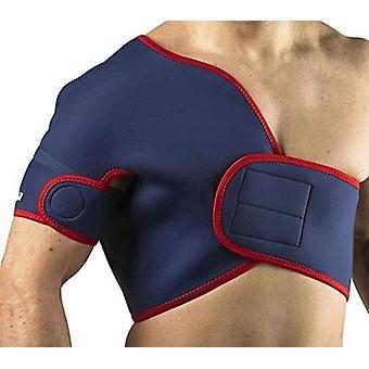 فولكان كلاسيك 3019 نصف الكتف دعامة الحرارة العلاج الرياضي إصابة الدعم- الحق