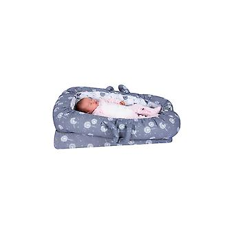 Vauvan nukkuva tukityyny kovera pehmeä sarjakuva refluksi sänky
