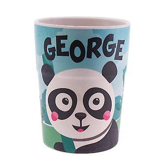 History & Heraldry Bamboo Crew Beaker Panda George