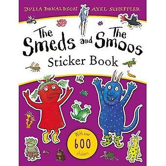 The Smeds and the Smoos Sticker Book