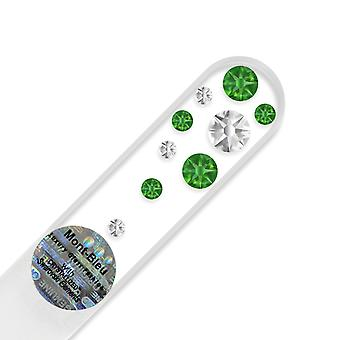 Mini lime à ongles W-S - Fern Green - Cristal
