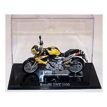 Benelli TNT 1130 Diecast modell motorcykel