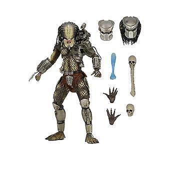 Predator Ultimate jungelen Hunter Poseable figur fra rovdyr