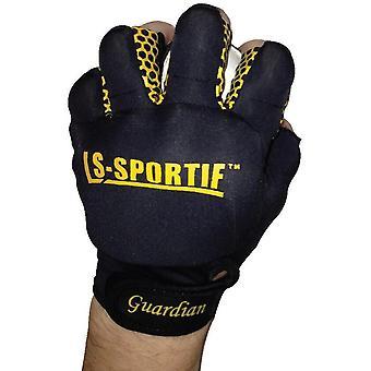 LS Sportif Unisex Adult Guardian Leather Palm Left Hand Hurling Glove