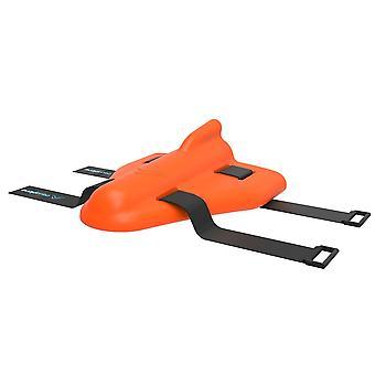 AquaPlane Swim Float Orange