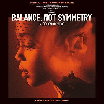 Biffy Clyro - Équilibre. Vinyle non symétrique