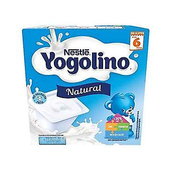 Yaourt Nestlé Yogolino Raw (4 x 100 gr)