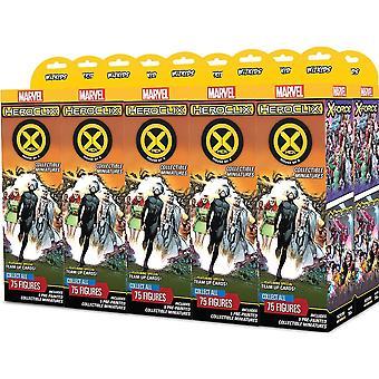 マーベルヒーロークリックス:XブースターレンガのX-Menハウス(10ブースター)