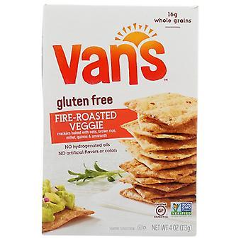 Vans Cracker Veggie Fire Rstd, Fall von 6 X 4 Oz