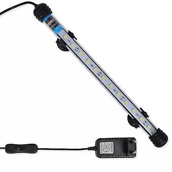 LED Aquarium-Lampe 28 cm Weiß