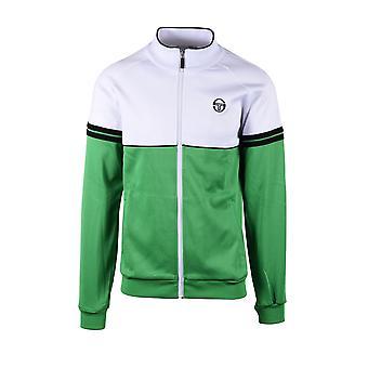Sergio Tacchini Orion Pista Top Blanco & Verde