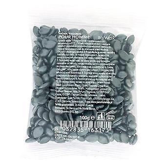 Voks i flager - Hæld Homme - 2 x 100g Italwax