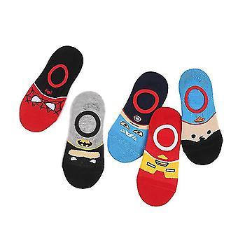 5buc șosete pentru copii patru anotimpuri în tub My Hero Academia Socks (L)