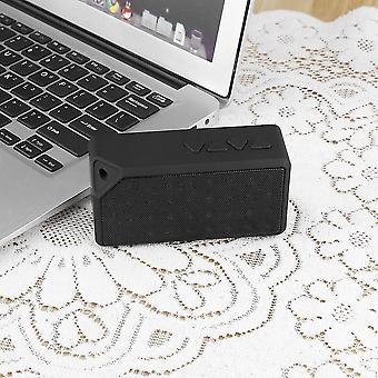 Mini draagbare bluetooth draadloze luidspreker fm-radio voor iphone mobiele telefoon tablet