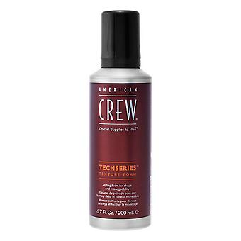 Styling Mousse Techseries American Crew (200 ml) (200 ml)