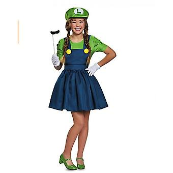Super Costume Cosplay Costume Brothers Kids Adults