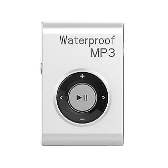 Vedenpitävä MP3-pelaaja ratsastus MP3 (valkoinen)