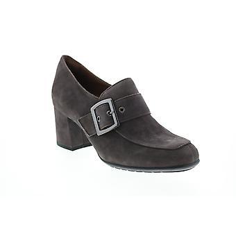 Earthies Adult Womens Rhea Buckle Heel Pumps Heels