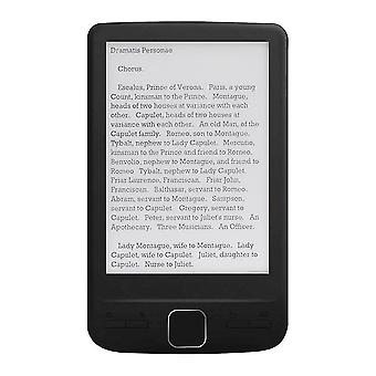 Vodool bk4304 ebook reader 4.3 inch oed eink screen digital smart ebook reader 4g/8g/16g