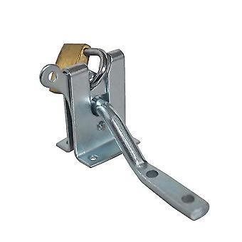 Locks latches chessdew electroplated steel hasp latch sm112650