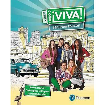 Viva 3 Verde Segunda Edici�n Pupil Book - Viva!