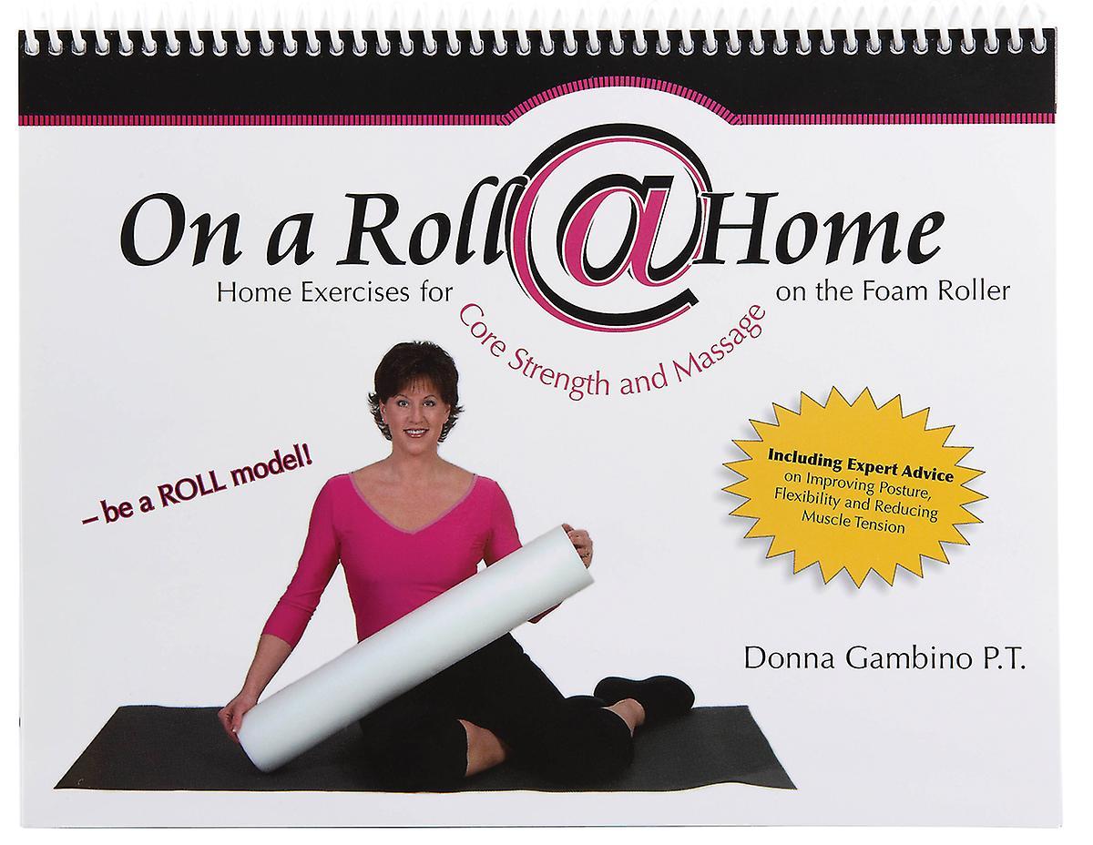 SPRI på A rulle @ Home (50 skummet Roller øvelser) trening manuell